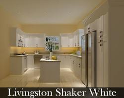 Livingston-Shaker-White