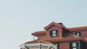 【トリログ】#1  バークレーの住宅事情