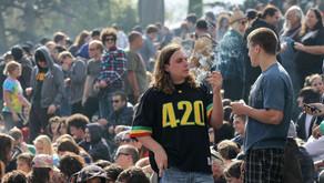 【トリログ】#14  大麻国際記念日!?  UCバークレーのクレイジーな420とは