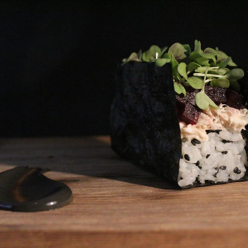ganbei Supper Club X rudi__san: Tapas X Sushi - Special (mit Fleisch und Fisch) v.1