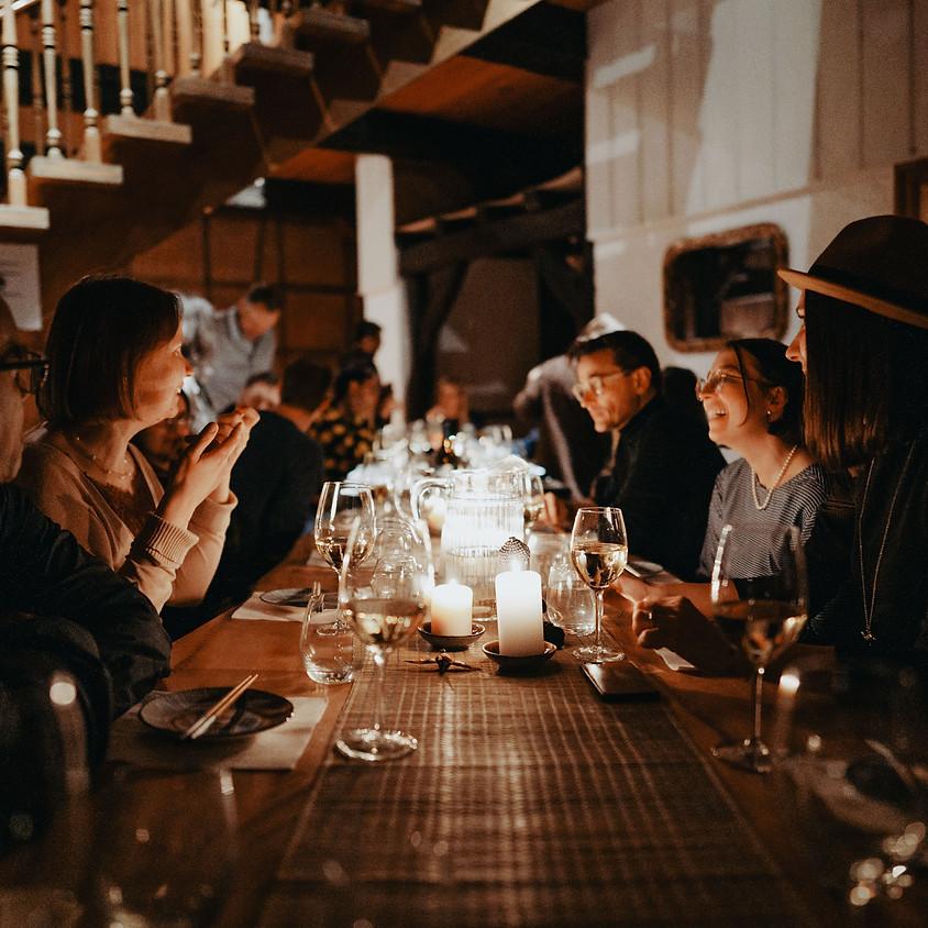 ganbei Supper Club - Tan Tan Men Ramen-Special (v/veg)