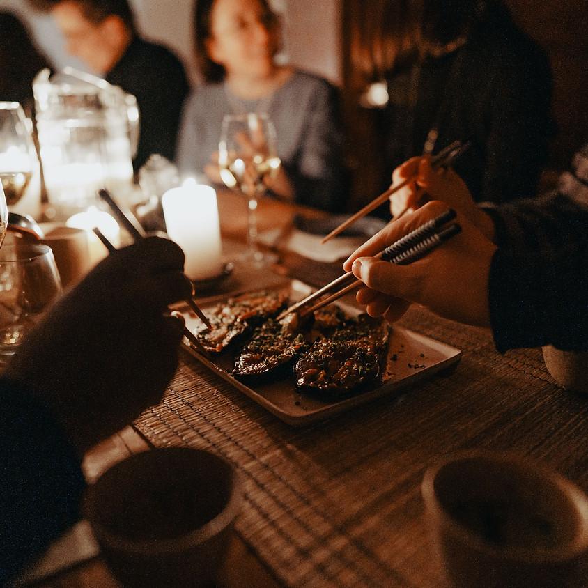 "ganbei ""Benefiz"" Supper Club - All Stars Fusion Tapas (v)"