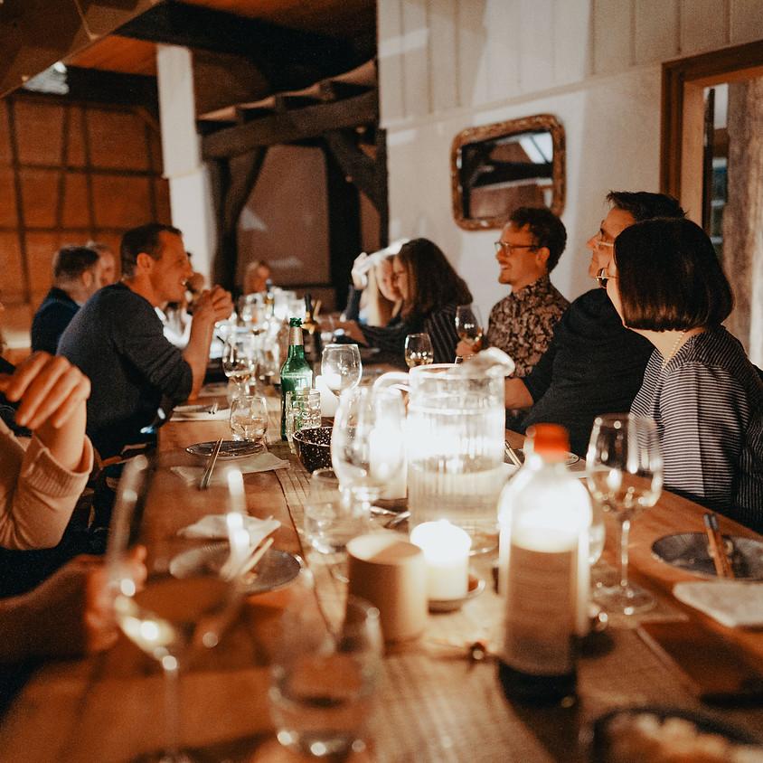 ganbei Supper Club - Improvisierte Tapas (v)