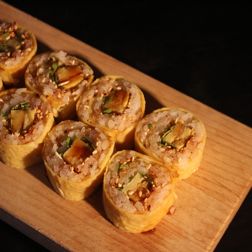 ganbei Supper Club X rudi__san: Tapas X Sushi - Special (mit Fleisch und Fisch) v.2