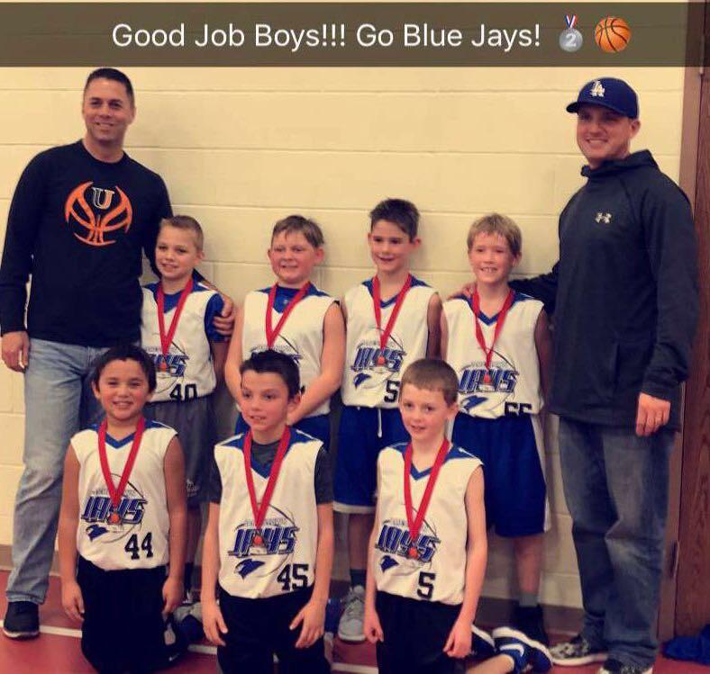3rd Grade Boys Take 2nd Place in Fargo