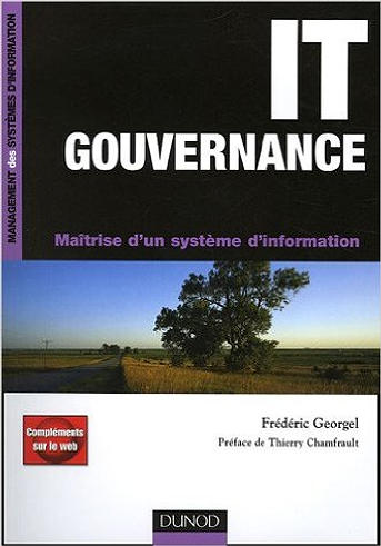 couverture du livre IT Gouvernance