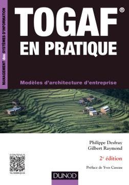 couverture du livre TOGAF en pratique