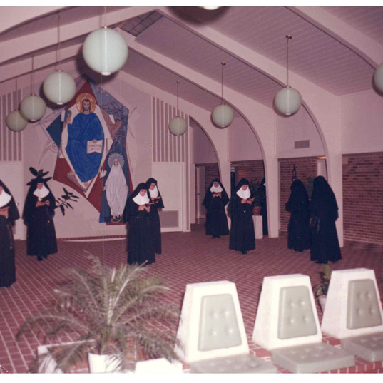 Sisters in Convent (now Gonzaga Hall)