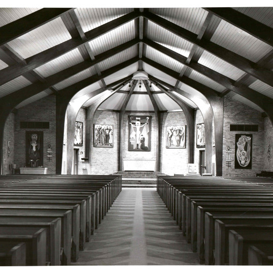 Original Church (now Parish Hall)
