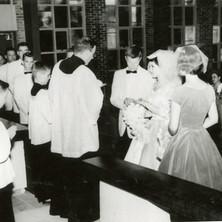 First Parish Wedding
