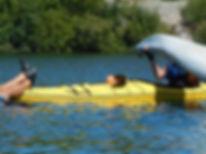 Kayak Day Trip