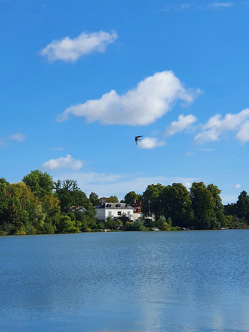 Home on a Lake