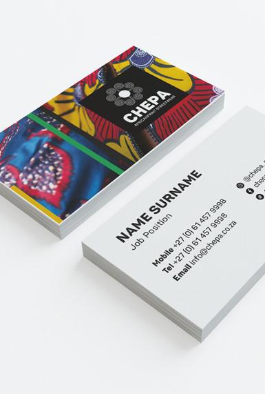 CHEPA Africanprint Streetwear