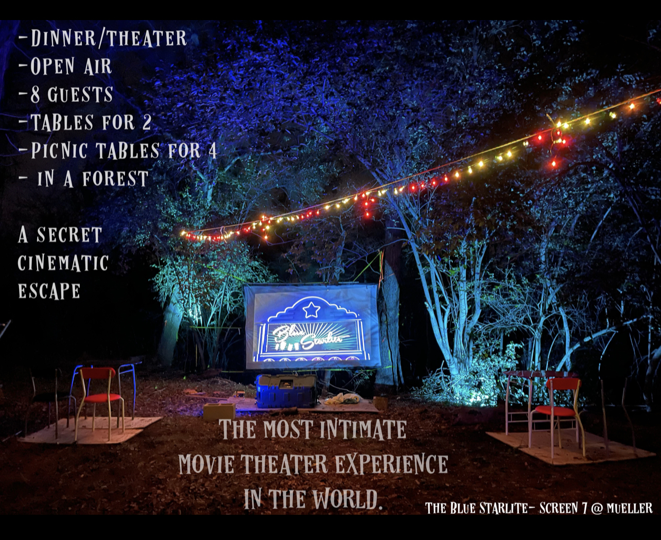 DInner/Theater Forest AKA Screen 7