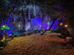 The NEW Tiki Beach Cinema
