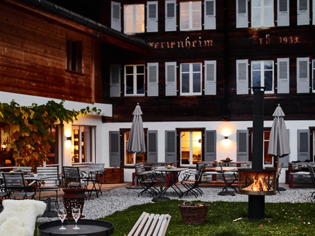 Body & Mind-Event in der Lenk Lodge