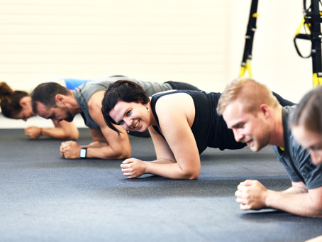 Make your body your machine: mit TRX-GroupFitness bei pt-nr