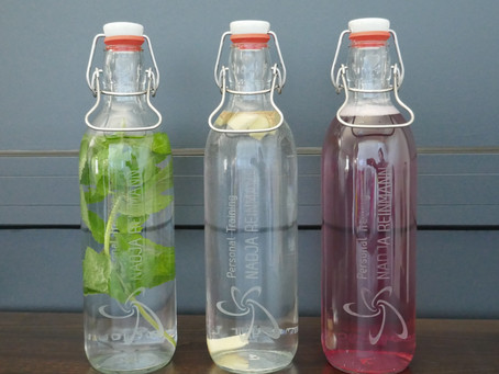 Challenge yourself: Trink genug!