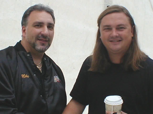 """Brooklyn Mike"" & ""Edwin McCain"""