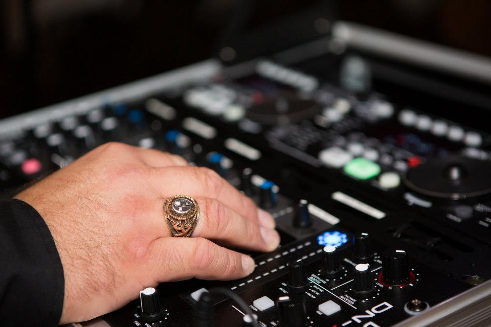 DJ Mike Hand