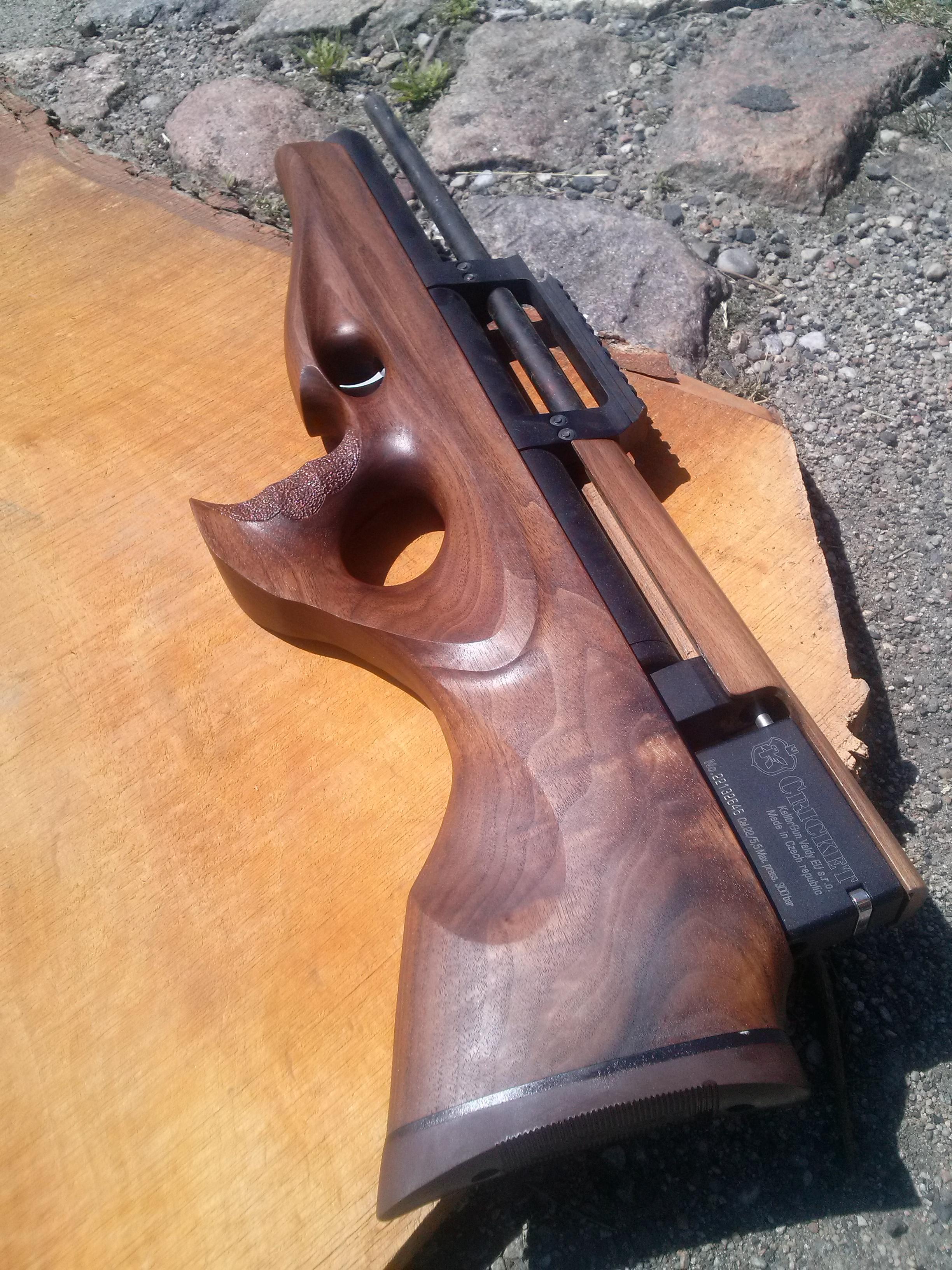 Kalibrgun Airgun Stocks   Poland   LP Gunstocks