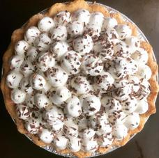 Banana Cream Pie $38