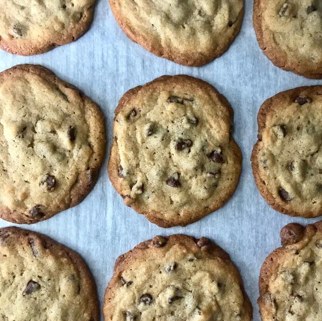 Chocolate chunk pecan cookies $30/1 dz