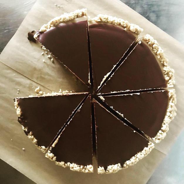 Buckeye Pie (V, GF) $40