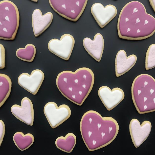 1 dz Vanilla sugar cookies $20-$30