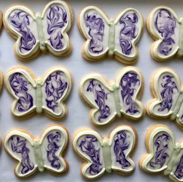 Vanilla Sugar Cookies $30/dozen