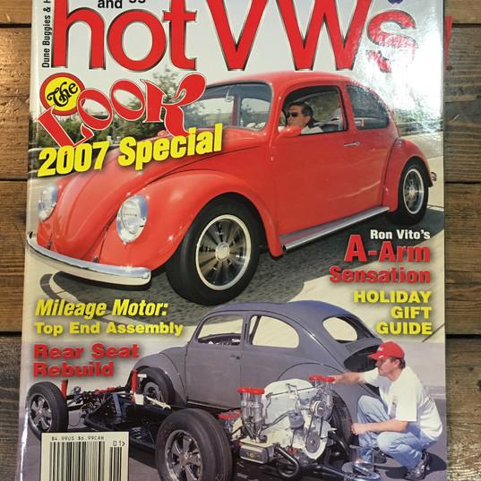 Hot VW's January 2007