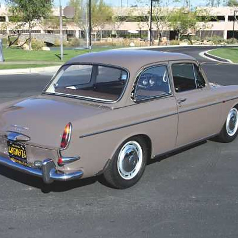 1964 VW Notchback