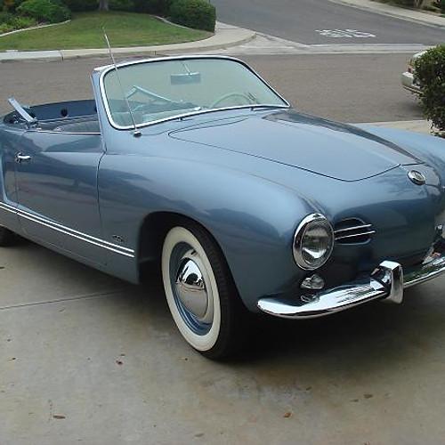 1959 VW Ghia