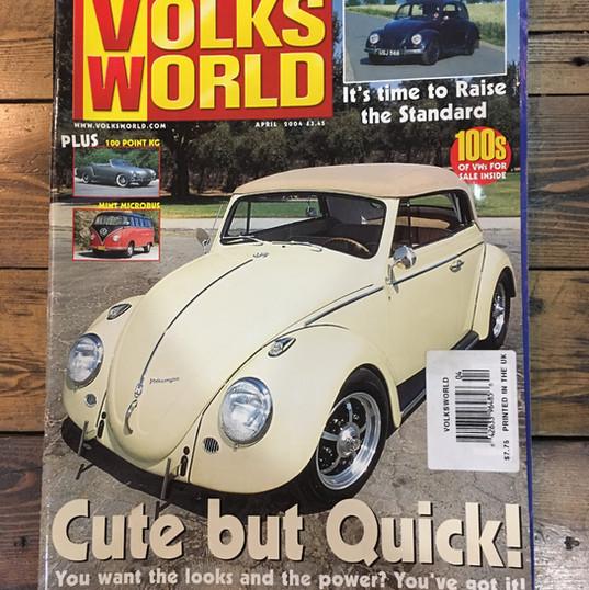 VolksWorld April 2004