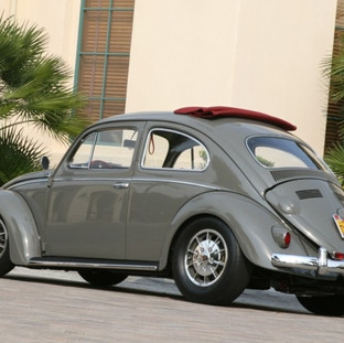 1958 VW Ragtop