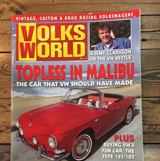 VolksWorld Nov 2001