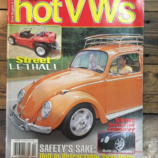 HOT VW April 2002