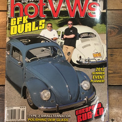 Hot VW's June 2012