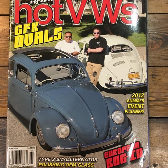 Hot VW's June 2012