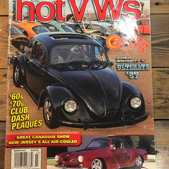 Hot VW's March 2015