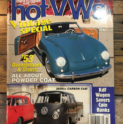 HOT VW's July 2011