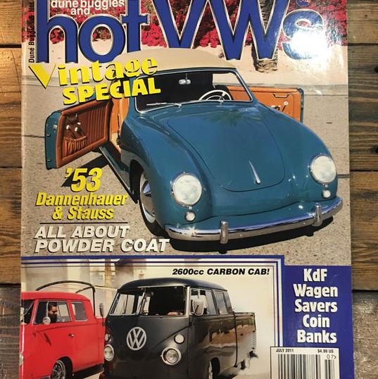 HOT VW's July 2011