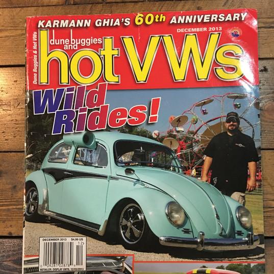 Hot VW's Dec 2013
