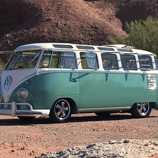 1961 VW 23-Window