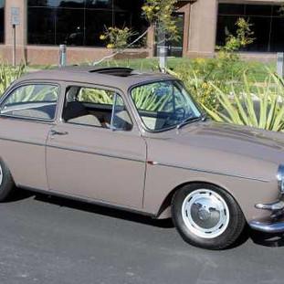 1964 VW Notchback