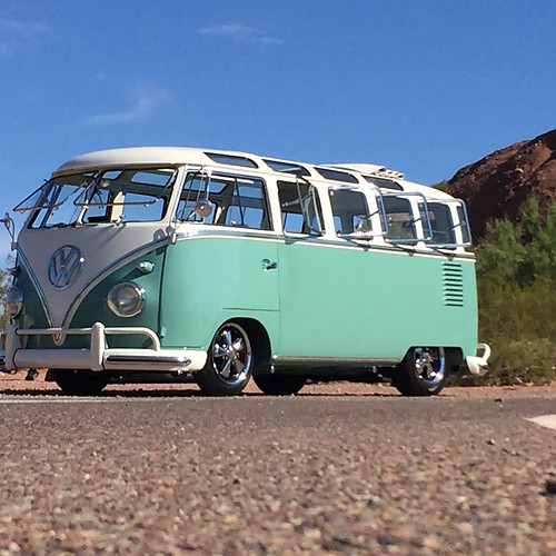1961 VW 23 Window Bus