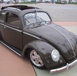1963 VW Ragtop