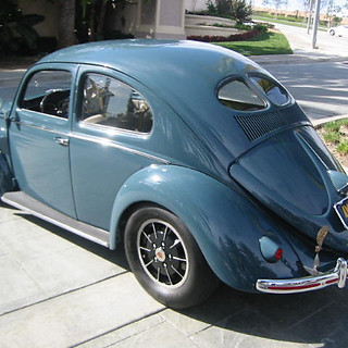 1952 VW Split Window