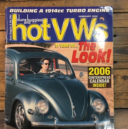 Hot VW's Feb 2006