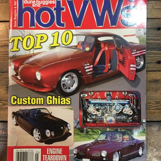 """Hot VW""""s May 2005"""